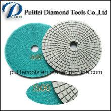Hand Power Tools Diamond Polishing Pad for Marble Granite Concrete