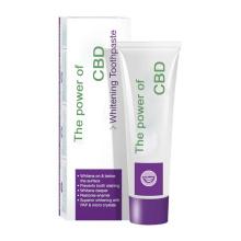 Custom Private Label Organic Cannabis Hemp Essential Oil Pasta Dentifricae CBD Toothpaste
