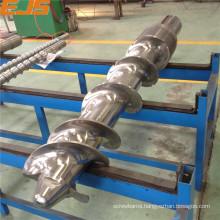 customized rubber extruding screws barrels