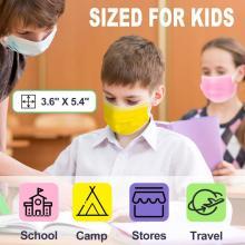 Masques jetables civils pour enfant