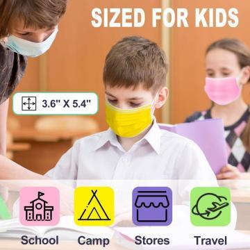Zivil Einweg-Gesichtsmasken für Kinder