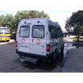 JMC TESHUN short axle rescue ambulance
