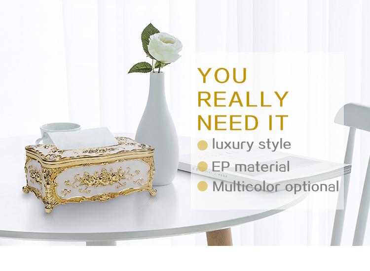 Oem Custom Storage Living Room Plastic Tissue Box15 Jpg