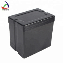 Plastic Case With Cover Hard Safety Tools Storage Box With Clips Factory Price