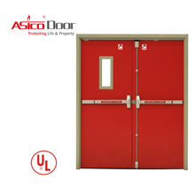 ASICO Stainless Steel Fire Proof Anti Fire Door With UL Certified