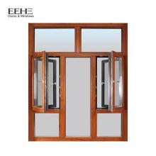 Hot sale window aluminum for best price wooden window frames designs of 2016 latest window grill design