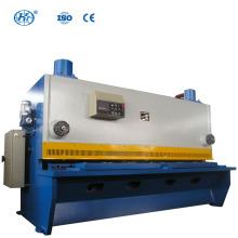 Cortadora de guillotina hidráulica QC11Y-25x2500