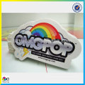 factory price rainbow foil sticker made in China