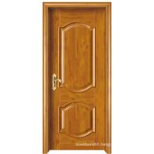 PU+HDF Molded Door (pH-Q041)