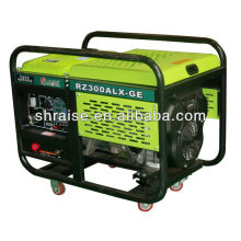 100~300A electric gasoline welding machine