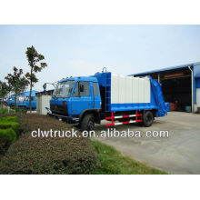 12000L Dongfeng camión compactador de basura