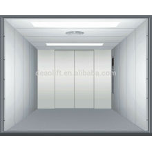 5000kgGood ascenseur pour voiture avec plaque en acier peint