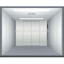 5000kgGood car elevator with painted steel plate