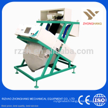 rice Maize japonica grain color sorting machine with CCD camera color sorter