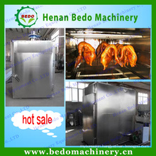 2015 China professional ( skype : bedomachinery01 ) fish/meat/chicken/sausage smoke machine with CE 008613253417552