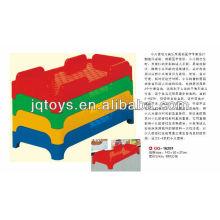 JQ stackable plastic children beds children furniture