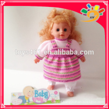 Wholesale China products 16 inch reborn baby toy dolls with IC for sales