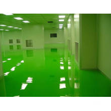 Two Pack Metalic Water Based Epoxy Flooring Tie Coat HMP2777A/HMP2777B