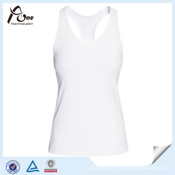 Soft Yoga Clothes White Women Tank Top