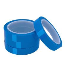 PET No Residual Blue Waterproof Refrigerator Tape For Electrical Purpose