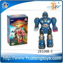 2016 hot sales talking educational model robot for kids