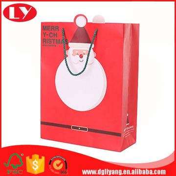Custom made shopping gift shopping bags
