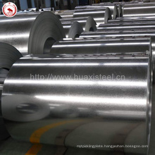 Square Tube Steel Used DX51D Z80 Galvanized Steel Zn-coating Steel From Jiangyin Mill