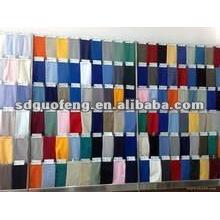 хлопок спандекс ткань 40х40+40Д 133x72 пряжи для Вьетнамской швейной фабрики