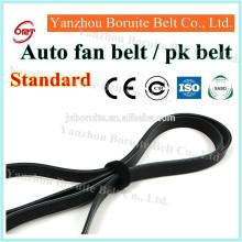4pk1115 rubber auto poly v belt for HONDA ACCORD 2.4L I-VTEC PS belt