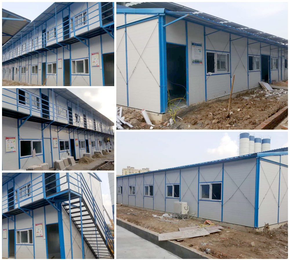 Prefabricated K House Biaozhun 3