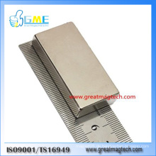 Starke F50X20X10mm N52 Block Neodym Magnete