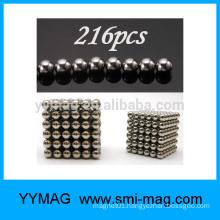 Hot sale 5mm sphere neodymium magnet