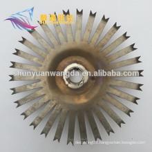 Electroplate Anodizing Titanium Disc Rack
