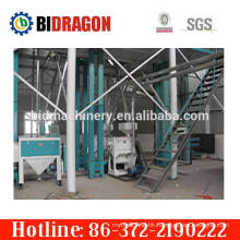 50TPD Cleaning Milling Packing Hotsale Corn Grits Milling Machine