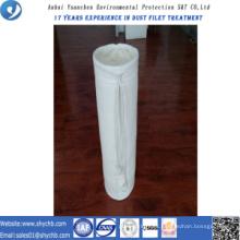 Bolsa de filtro de PTFE a prueba de agua y aceite para bolsa de recogida de polvo