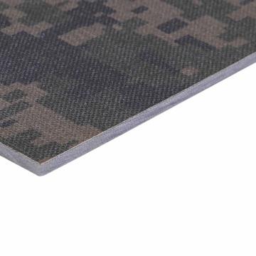 Camuflaje digital G10 laminado para el mango del cuchillo