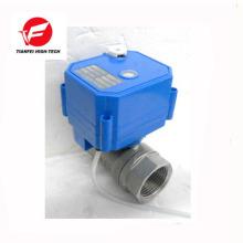 dc3-6v dc12v CWX-25S electric drive ball valve