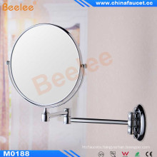 Bathroom Wall Mounted Cosmetic Mirror with Magnified