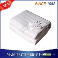 Ce / GS / RoHS BSCI aprobó la manta de calefacción eléctrica con temporizador de apagado automático