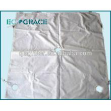 PP / PE / PA cloth filter press for sugar refinery