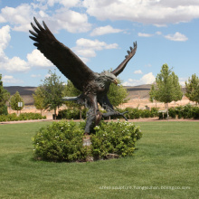 Multifunctional Eagle warrior Statue with CE certificate