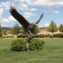 Estátua de guerreiro multifuncional águia com certificado do CE