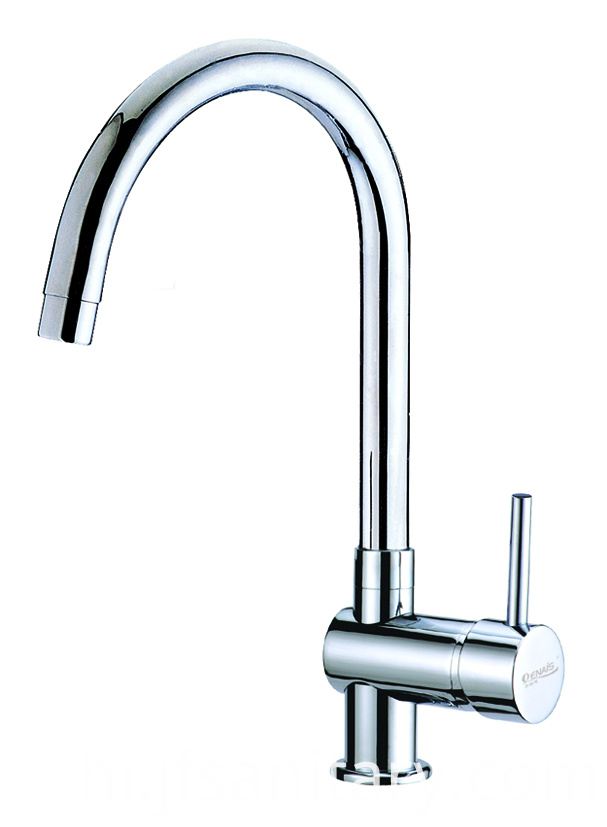 all metal kitchen faucet