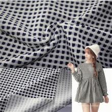 Nouveaux produits en coton et spandex tricoté jacquard