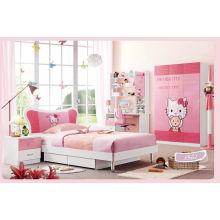 Bonito quarto de princesa de moda mobília, Kd (Y361)