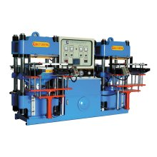 High-Precision Double-Pump Full-Automatic Front-Style 2rt Hydraulic Molding Machine for Medical Bottle Stoppers (KSH-100T)
