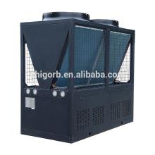 Cambiador de calor del calentador de agua de la piscina de la eficacia alta Calentador de agua hasta 70kw para el uso comercial