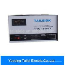 Régulateur de tension automatique universel universel SVC-1500VA 220V