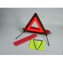 Трафик предупреждающий треугольник Комплект для автомобиля дороге (DFS1011)