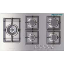 Kitchen Stove 5 Burners Glen India Stainless Steel